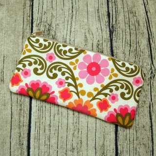 Large Zipper Pouch, Pencil Pouch, Gadget Bag, Cosmetic Bag (ZL-50)
