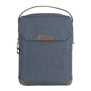 Amore Egardan Walker Light Traveler Quad Single Shoulder/Back/Side Back/Handbag - Grey, Blue, Green