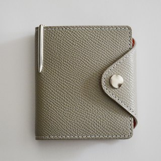 Culioro LEATHER MEMO COVER and PEN M Gray