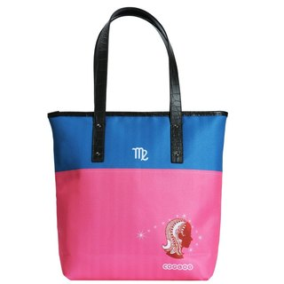 Hit color Virgo │ │ Star Love Tote Tote shoulder bag │ │ │ handbag shoulder bag | Bags TUTORIAL