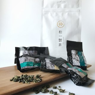 | A loose tea | Taiwan Alishan range of integrated try to drink sample group ▴ ▴ a group of five Oolong Alishan / Alishan Oolong premium / Jin Xuan / black oolong / Alishan tea
