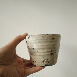 Chun Meng small kiln Shinichi Tsuji gray ceramic cups