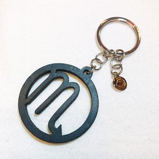 【La Fede】 Dermatatic Dental Key Ring (virgin / Libra / Scorpio / shooter)