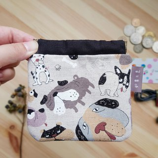 Shrapnel purse dog big collection