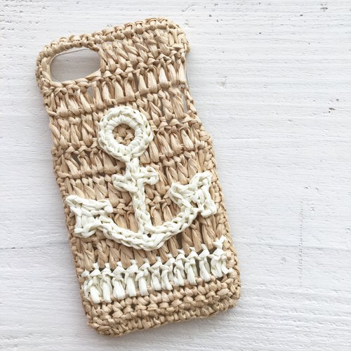 iPhonecase/anchor natural