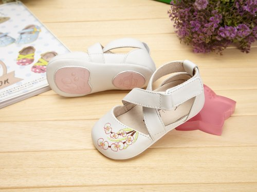 Orchid Toddler Shoes