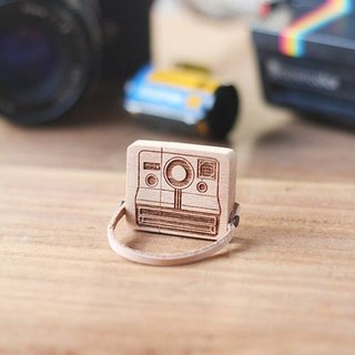 CUSTOMIZABLE Wooden Camera USB Flash drive – Dog