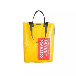 Faith & Fearless Tote Bag_Hot Dog