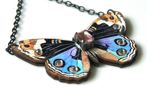 Butterfly Collection (Blue & Black)