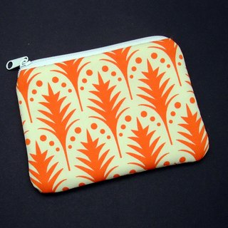 Zipper pouch / coin purse (padded) (ZS-170)