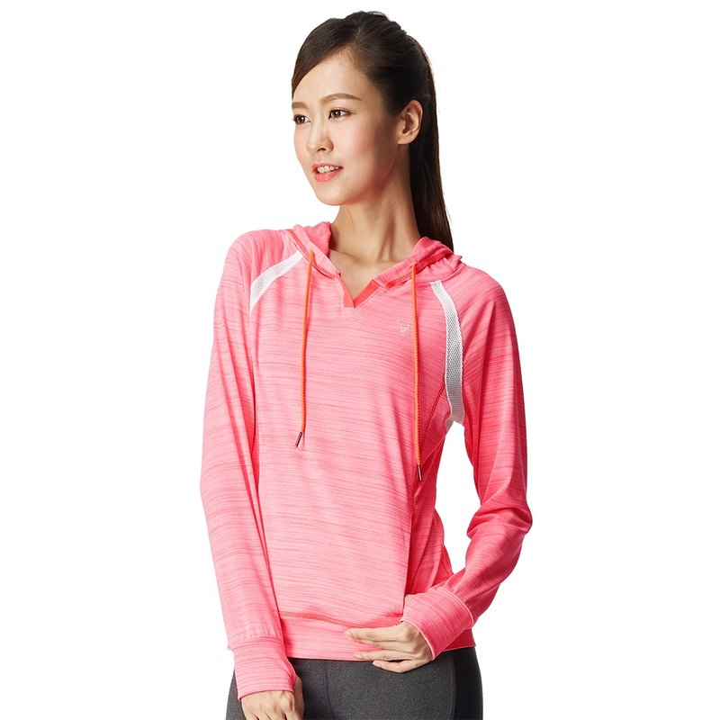 [City] MACACA victory V pattern cap rock T - BTT3253 (yoga / jogging / fitness / light movement)