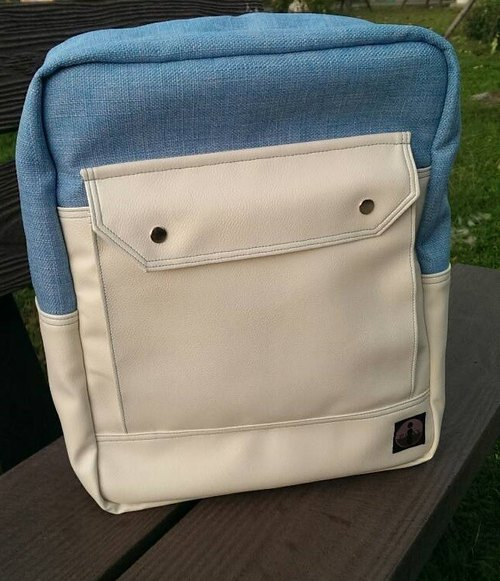 After Fuga sensorineural backpack -L Edition (handmade) trademark has been registered