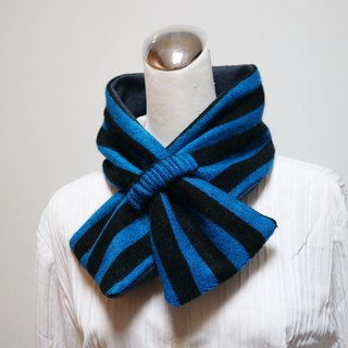 Adjustable short scarf. Warm bib double-sided two-color adult. Suitable for children*SK*