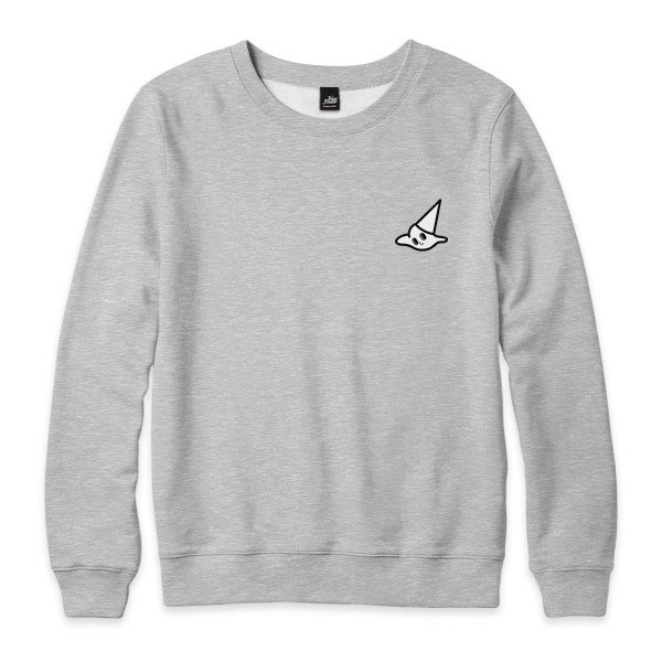 Ice Cream - Deep Heather Grey - neutral version of the University of T