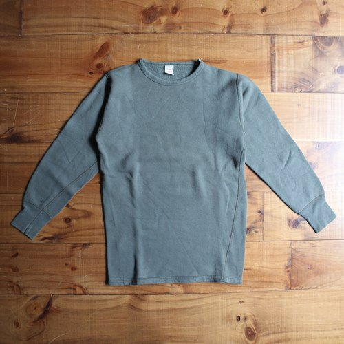 Rolling on [Vintage] CG-0645 60's France Army sweatshirt