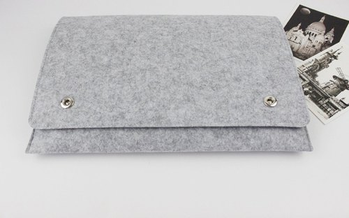 This special offer only a limited time while supplies last light gray felt felt sleeve protective sleeve Apple MacBook 11-inch laptop computer bag MacBook Air 11.6