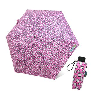 [Taiwanese Wenchuang Rain's talk] Penguin anti-UV five-fold umbrella