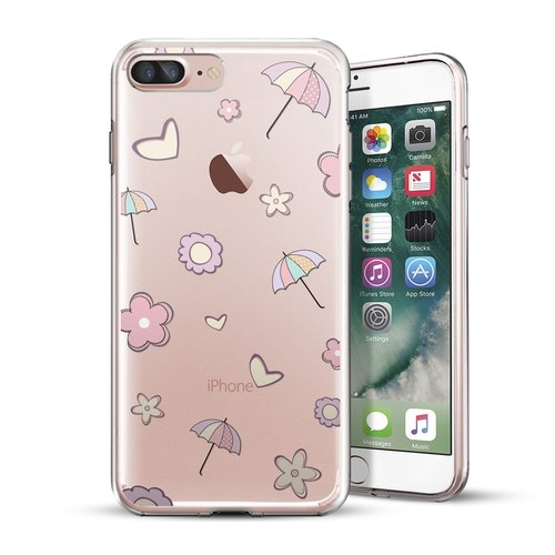 AppleWork iPhone 6 / 6S / 7/8 original design case - umbrella CHIP-068