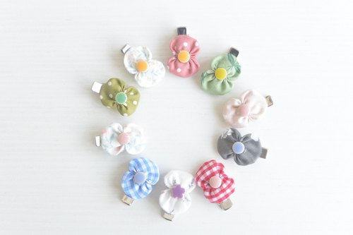 Baby butterfly hairpin