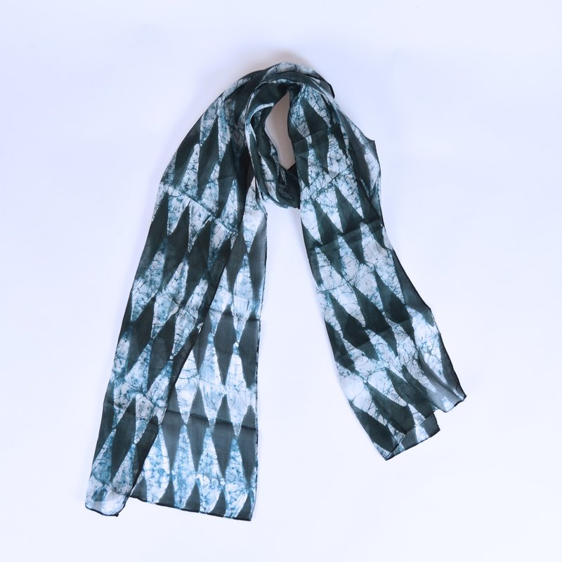 SlienceSun exclusive orders - cocoon wrapped _ silk scarring silk scarves