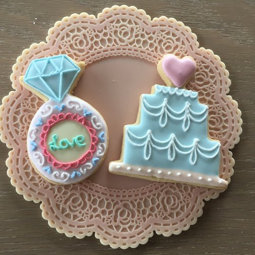 [NIJI Cupcake] Wedding Gift 5 groups (2 in)