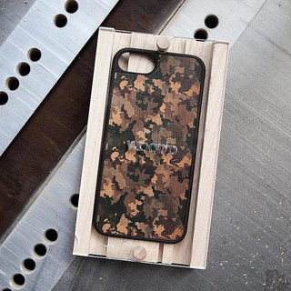 WOOD'D Phone Case - Camouflage