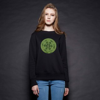 British Fashion Brand [Baker Street ]Crop CirclesPrinted Sweater