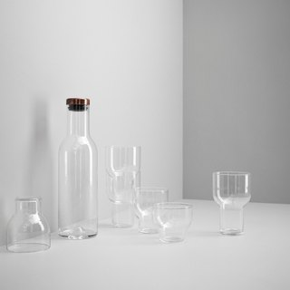 [MENU Danish Design Home] Bottle Carafe Glass Bottle
