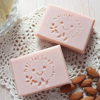 Sweet Almond Cocoa I Moisturizing Series I Sweet Floral I Baby Soap I Dry Skin