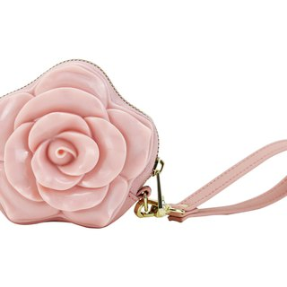 Adamo 3D Bag Original Rosa Rugosa Clutch