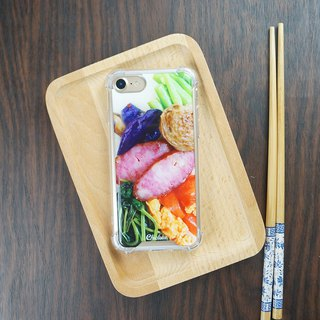 [Sausage lunch] Anti-gravity drop mobile phone shell