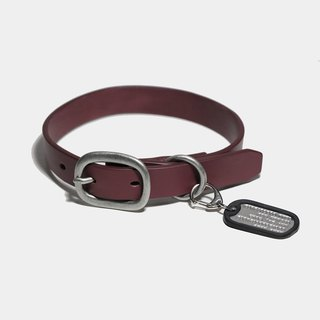 LUCE Vegetable Leather Collar + U.S. Famous Brand Promotion Group - Tri-color