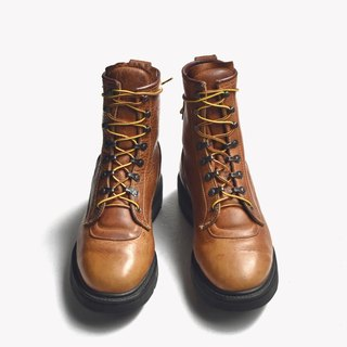 90s Red Wing 我想抱著睡覺中筒靴|Red Wing 962 US 7D EUR 3940
