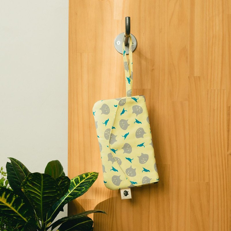 Smart Phone Purse / NYA x inBlooom / Yellow Moon