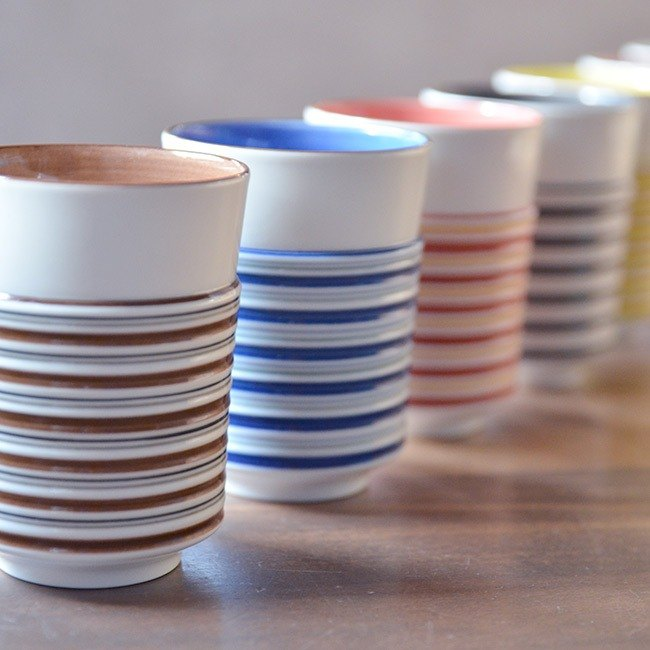 Twilight 9 kinds of colorful layers.series cups