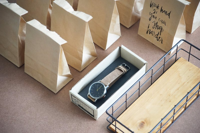 Goody Bag - Men's Accessories Set (Vintage Mark One+Nato strap+Bracelet)