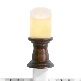 Vacii DeLight retro candlelight USB situation light / night light / bedside lamp