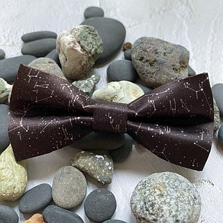 Style 0283 Modern Boys Bowtie, Toddler Bowtie Toddler Bow tie, Groomsmen bow tie, Pre Tied and Adjustable Novioshk