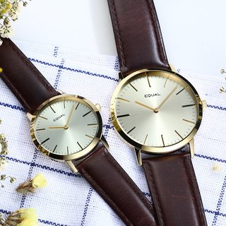 EQUAL WATCH EP0103 PAIR CLASSIC