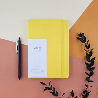 32K chrome yellow. Wink. View. Classic Notebook - Pen Available - Inside Page 3 Optional