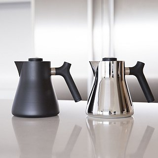 【FELLOW】 RAVEN stainless steel temperature teapot (stainless steel mirror)