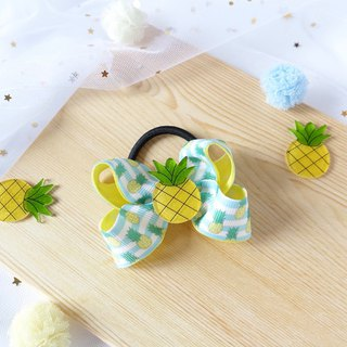 Pineapple Hairbow