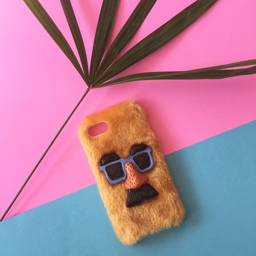 Mustache Uncle Phonecase