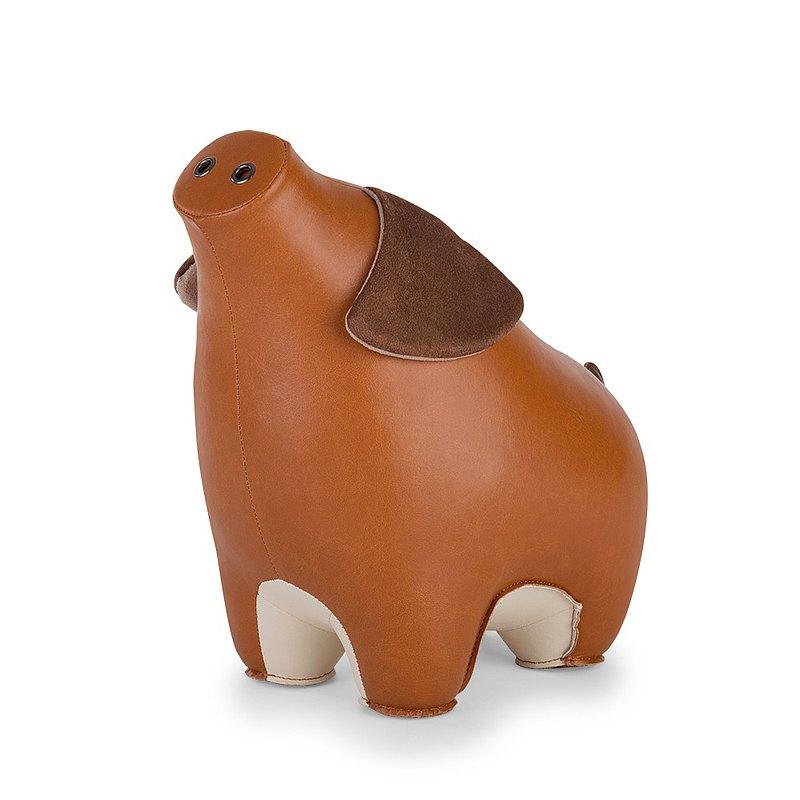 Zuny - Pig Diya 豬造型動物紙鎮 / 書擋 / 門擋