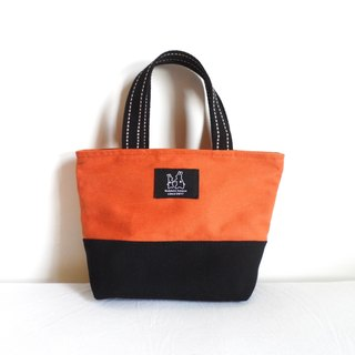 Simple hit light lightweight handbag