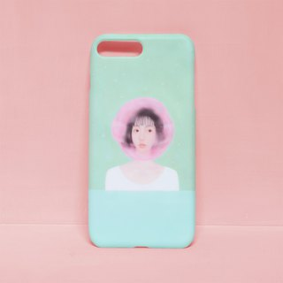 Candy girl soda cocktail / custom phone case