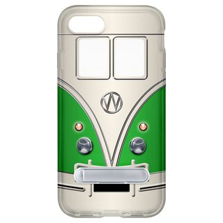 Bus hidden magnet bracket iPhone 8 plus 7 Plus 6 plus mobile phone case