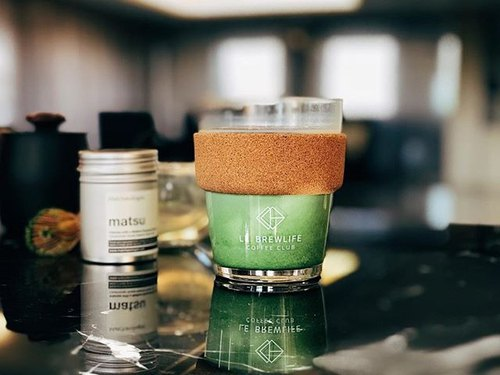 || Matcha Powder ||Le Brewlife x Matchaeologist – Meik Matcha Kyoto Matcha Powder (Introduction) 20g