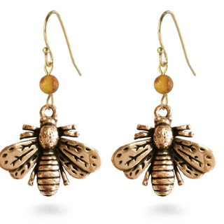Napoleon Bee Earrings