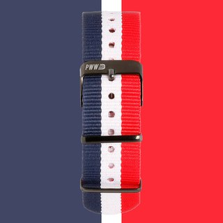 Signature NATO Strap 20mm - The Patriot